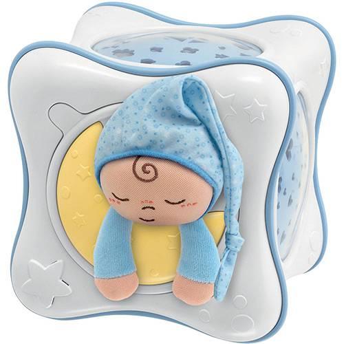 Projetor Rainbow Cube Chicco AZUL 243020