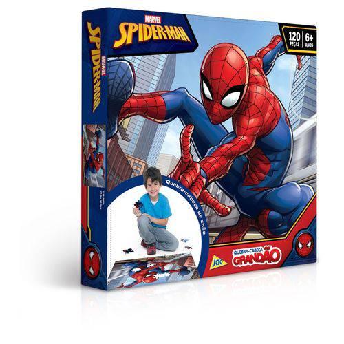 QUEBRA-CABEÇA 120 Peças Grandao Spider MAN JAK 2396