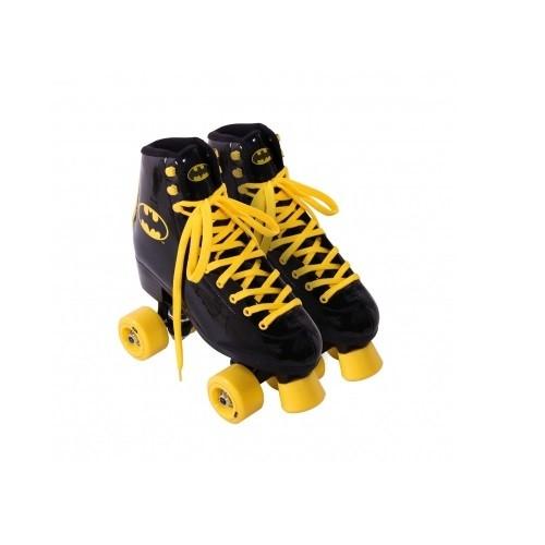 Roller Quad Batman Vinil 35 Belfix 753500
