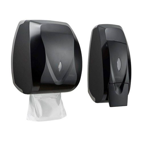 Saboneteira + Dispenser Papel Toalha Premisse Velox