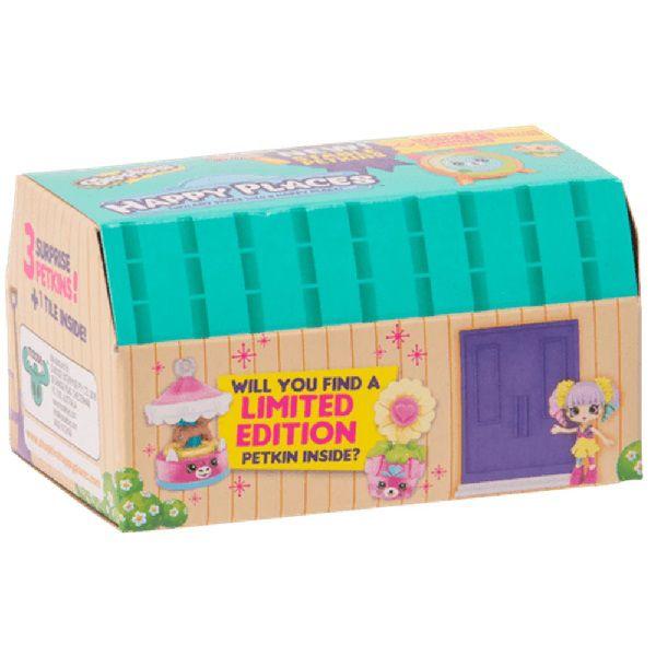 Shopkins BOX Surpresa HAPPY Places DTC 4478