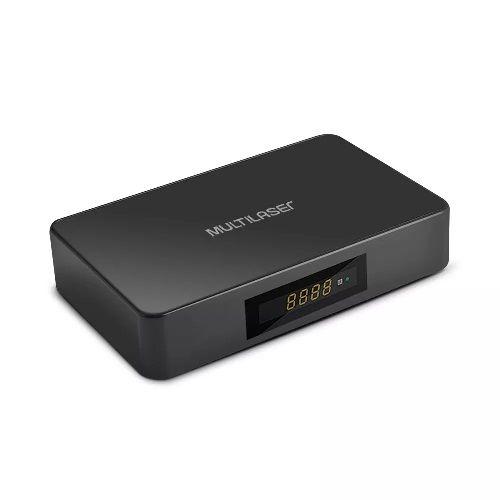 Smart TV BOX PLUS Multilaser PC001