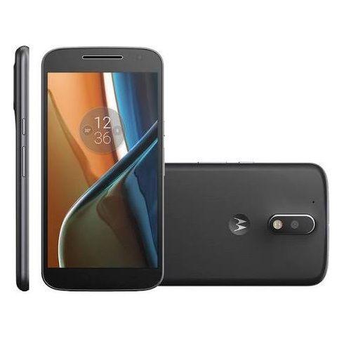 Celular Smartphone Motorola Moto G 4ª Geração Tv Xt1626 16gb Preto - Dual Chip