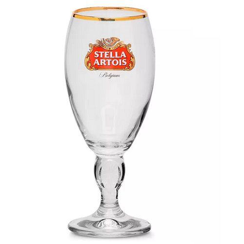 Taça Stella Artois em Vidro para Cerveja 250ML Globimport