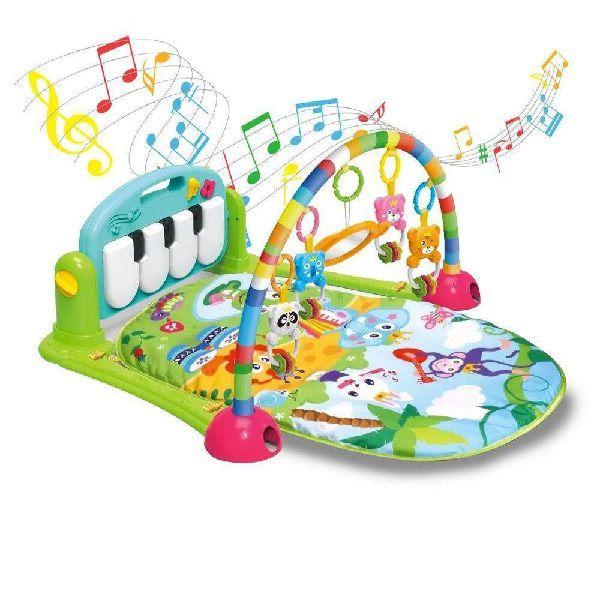 Tapete Piano de Atividades AZUL Dican 2262