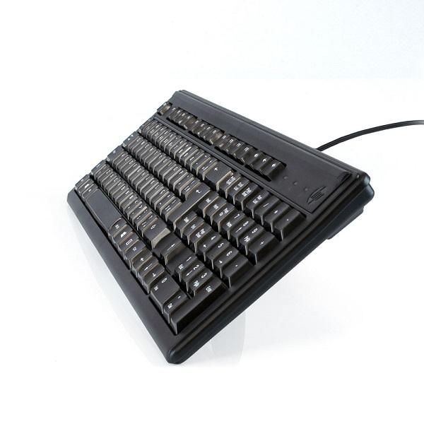 Teclado USB 100 Preto 2UN30AA HP