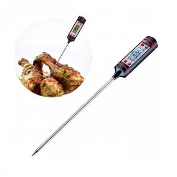 Termometro Culinario Digital MULTI-FUNÇAO Prana PG32
