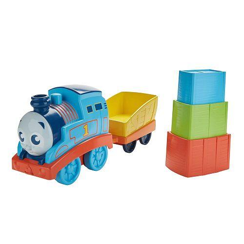 Thomas & Friends Meu Primeiro Thomas com Carga Mattel FKM92