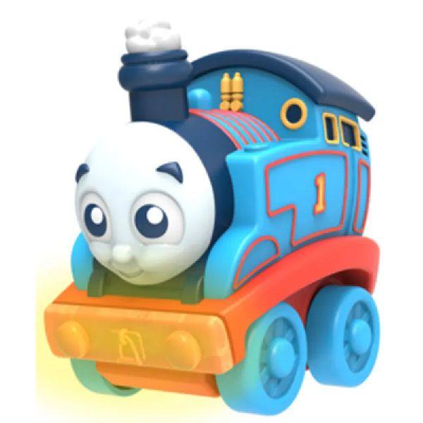 Thomas & Friends Mini Veiculo Luzes e SONS Thomas Mattel FVX57