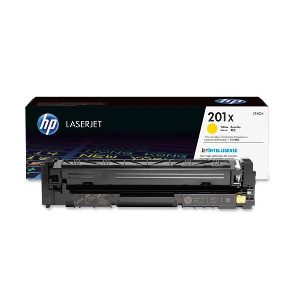 Toner HP Laserjet Color CF402X HP 201X Amarelo M252DW / M277DW