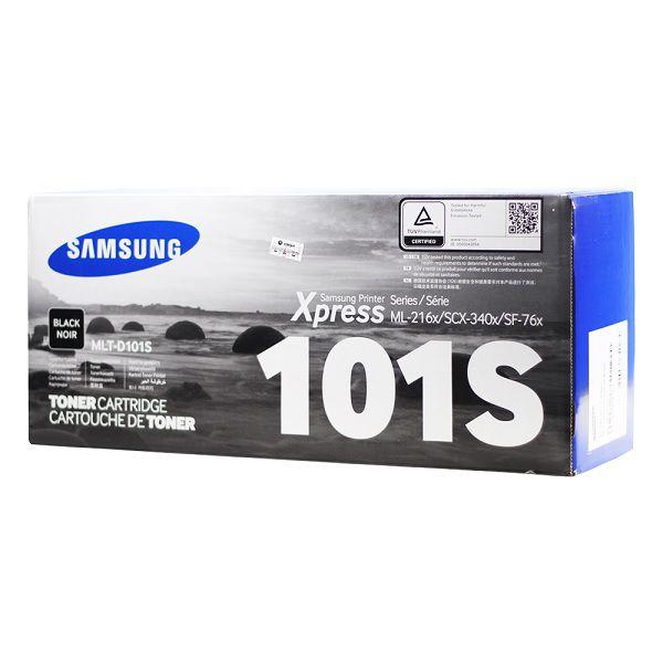 Toner Samsung MLT-D101S Preto SCX-3405W/3405FW