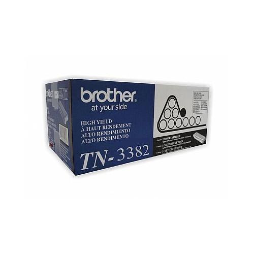 Toner Brother TN3382SBR Preto para Impressora Laser