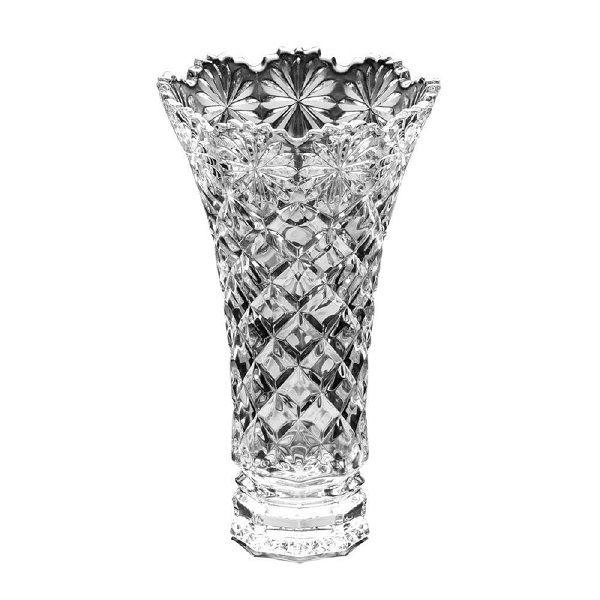 Vaso de Cristal Diamant 25CM LYOR 3327