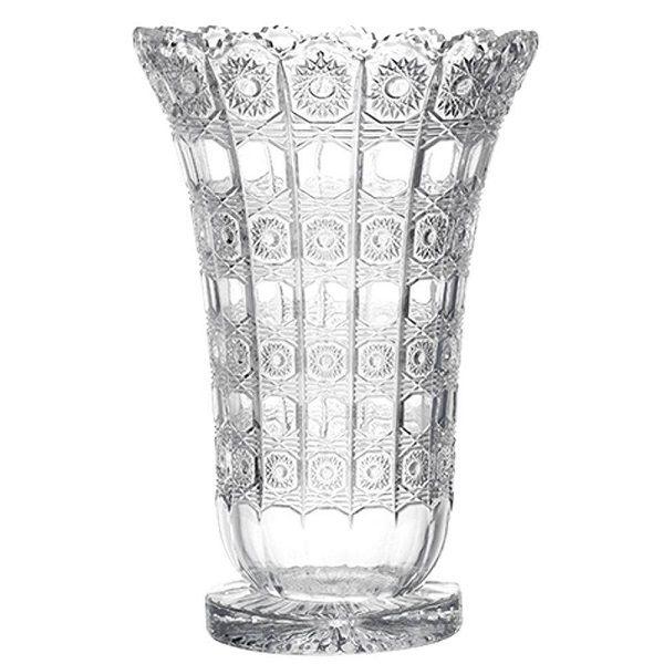 Vaso Versailles em Cristal Ecologico 30CM DYNASTY 22068
