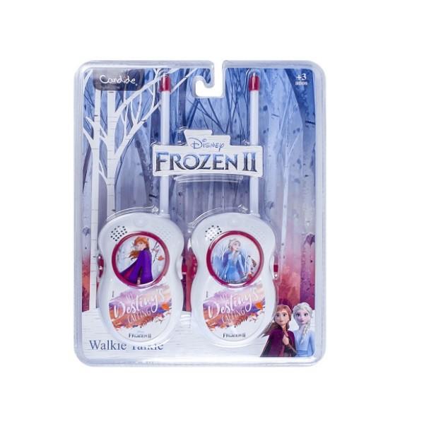 Walkie Talkie Frozen Candide 8301