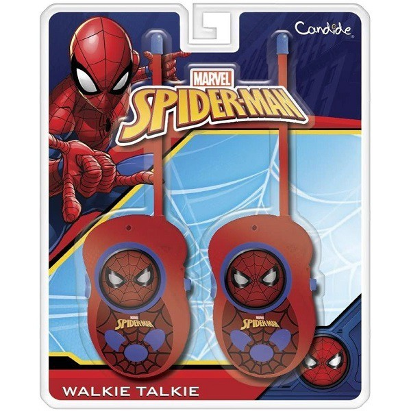 Walkie Talkie SPIDER-MAN Candide 5860