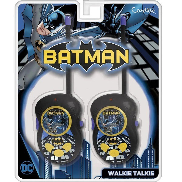 Walkie Talkie Batman Candide 9650