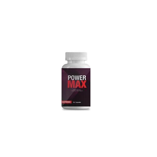 Power Max - 60 Cápsulas