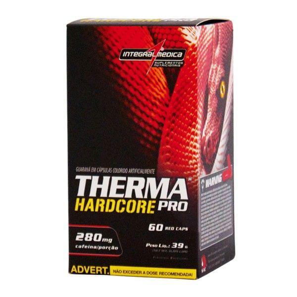 Therma Pro HardCore - 60 Cápsulas - IntegralMedica