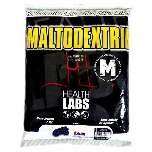Maltodextrin - 1Kg - Health Labs
