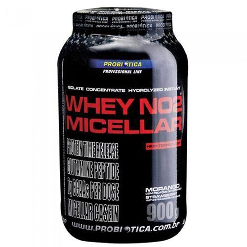 Whey NO2 Micellar - 900g - Probiótica