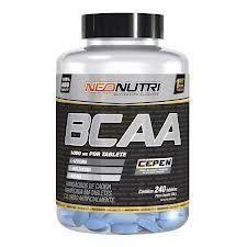 BCAA 1000mg - 240 Tabletes - NeoNutri