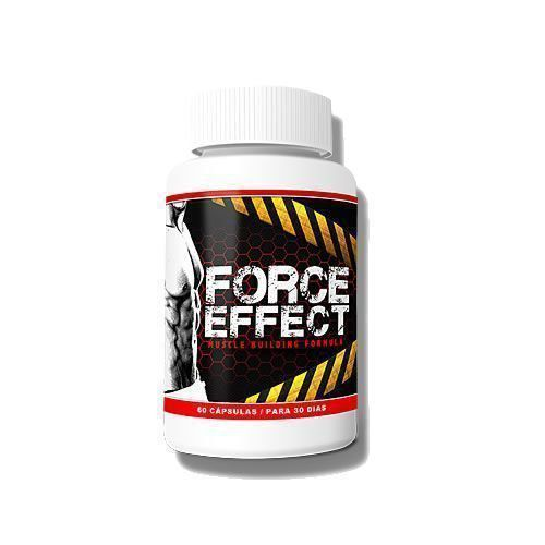 Force Effect - 60 Cápulas