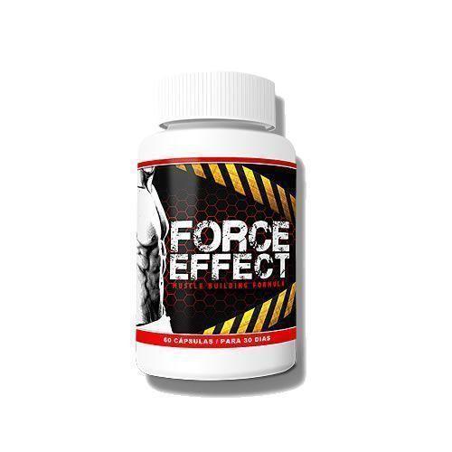 Force Effect - 60 Cápulas
