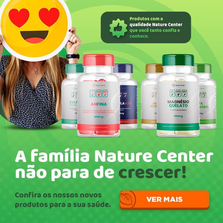 A família Nature Center não para de crescer!