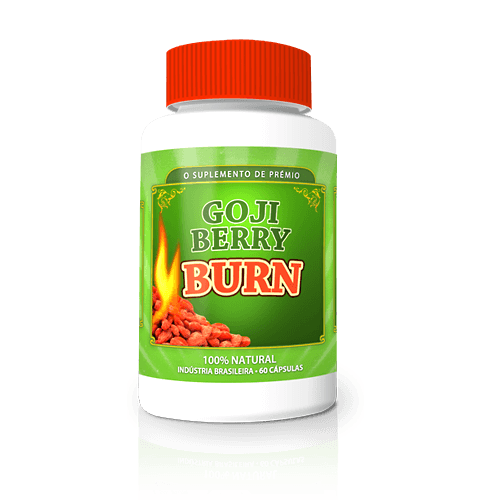 Goji Berry Burn - 60 Cápsulas