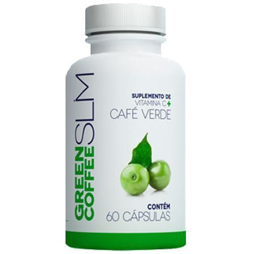 Green Coffee Slim - 60 Cápsulas