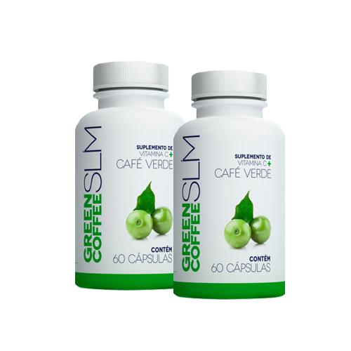 Green Coffee Slim - Promoção 2 Unidades