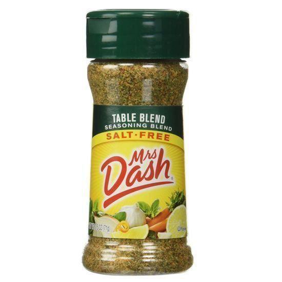 Mrs. Dash Salt Free (Tempero) - 71g