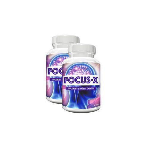 Focus X - Promoção 2 Unidades