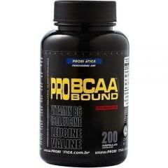 Pro BCAA Bound - 200 Cápsulas - Probiótica