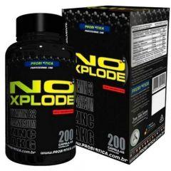 No Xplode - 200 Cápsulas - Probiótica