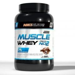 Muscle Whey Protein NO2 - 900g - NeoNutri