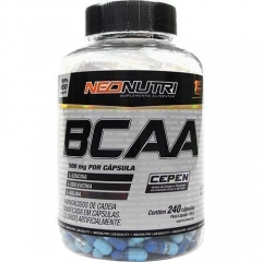 BCAA 500 mg - 60 Tabletes - NeoNutri