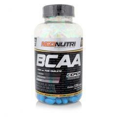 BCAA 500 mg - 120 Tabletes - NeoNutri