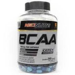 BCAA 500 mg - 240 Tabletes - NeoNutri