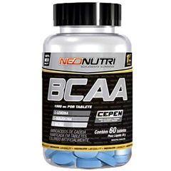 BCAA 1000mg - 60 Tabletes - NeoNutri