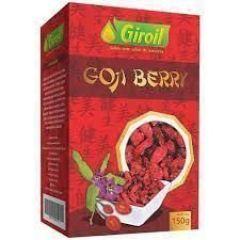 Goji Berry Desidratada (Fruta Seca) - 150g - Giroil