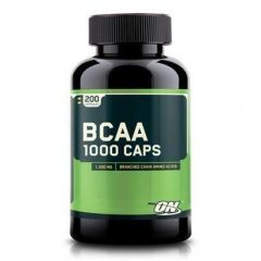 BCAA 1000 - 200 Cápsulas - Optimum Nutrition