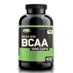 BCAA 1000 - 400 Cápsulas - Optimum Nutrition
