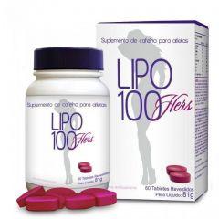 Lipo 100 Hers - 60 Cápsulas - Intlab