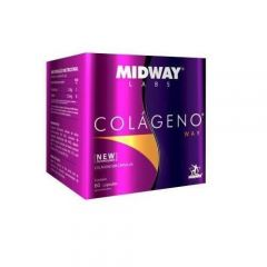 Colágeno - 60 Cápsulas - MidWay