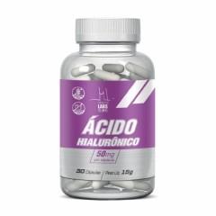 Ácido Hialurônico - 30 Cápsulas - Health Labs