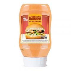 American Burger Zero  - 340g - Mrs. Taste