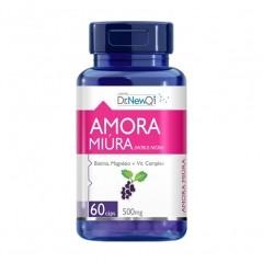 Amora Miura - 60 Cápsulas - Dr. New QI UpNutri