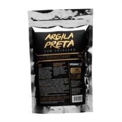 Argila Preta com Colágeno - 500g - Mister Hair